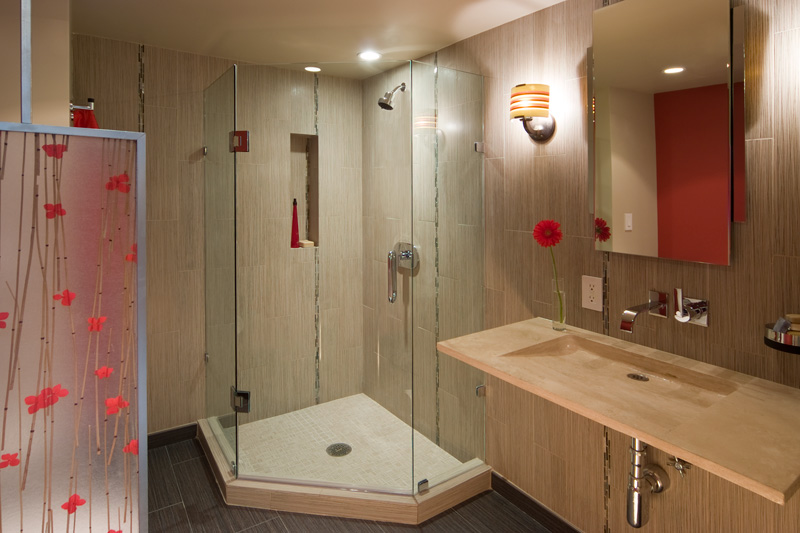 New zealand bathroom design
