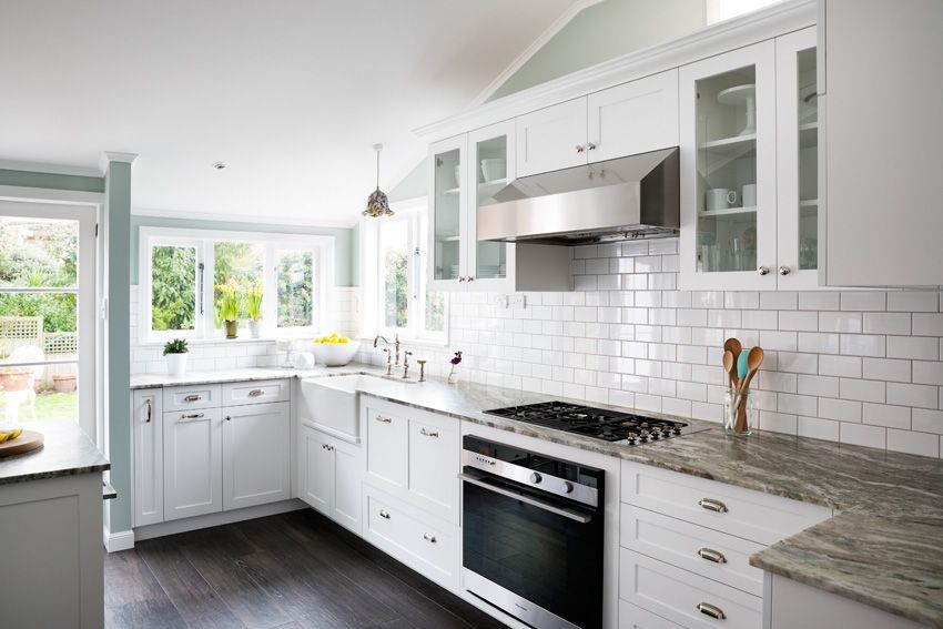 Templer interiors kitchen designer auckland for Country style kitchen nz